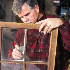 How To Fix A Broken Window Pane In A Wooden Frame
