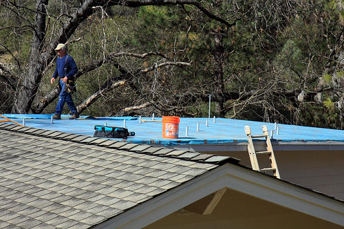 How To Install A Flat Roof