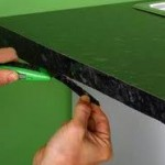 How to Repair Kitchen Worktop Laminate