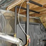 How to insulate tanks and pipes
