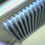 connecting radiators