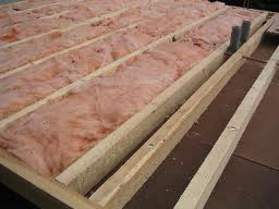 how to insulate floors