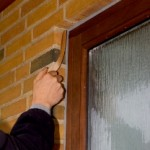 How To Seal Windows From Draughts