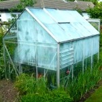 Greenhouse Electrostatic Shading Paint Coolglass