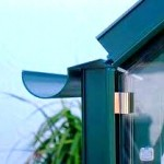 Greenhouse Exterior Fittings, Frames, Gutters, Weather Vanes