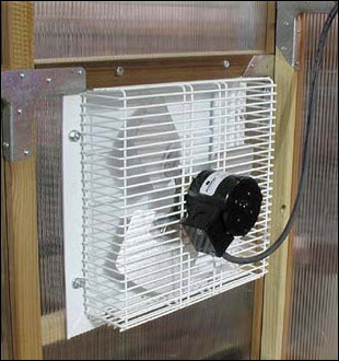 Greenhouse Ventilation And Humidity Control