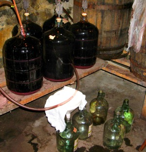 How To Mature Home Made Wines