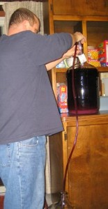 Wine Making Techniques, Racking