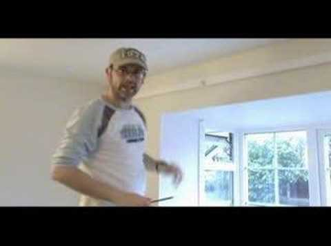 Fixing curtain track