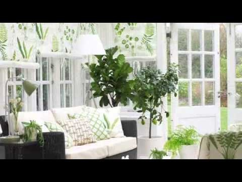 Furnishing And Decoration For Conservatories