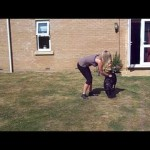 Dog obedience – Recall and Finish