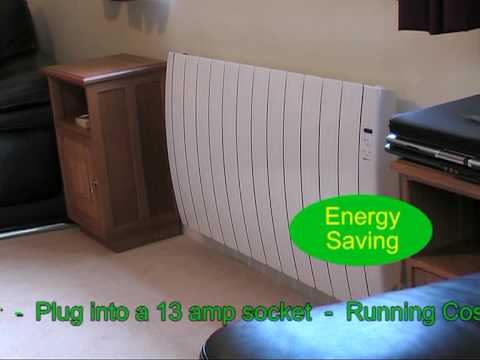 Installing Night Storage Heaters