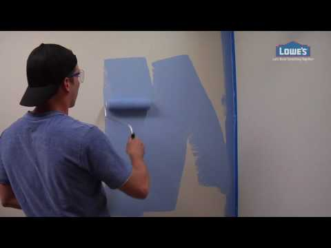 How to Decorate – Order of work in Painting