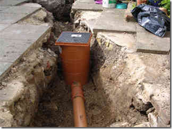 Self Build Tips Drainage