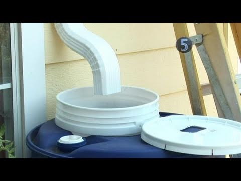 Rainwater Collecting Systems