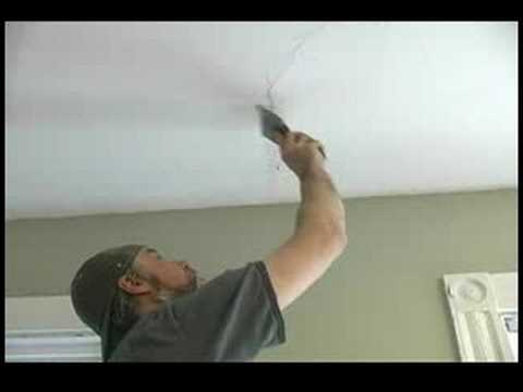 DIY Maintenance And Decoration of Ceilings