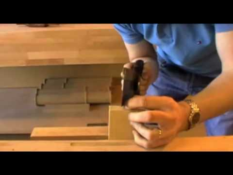 Dovetail Joint Variations
