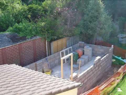Building A Brick Garage