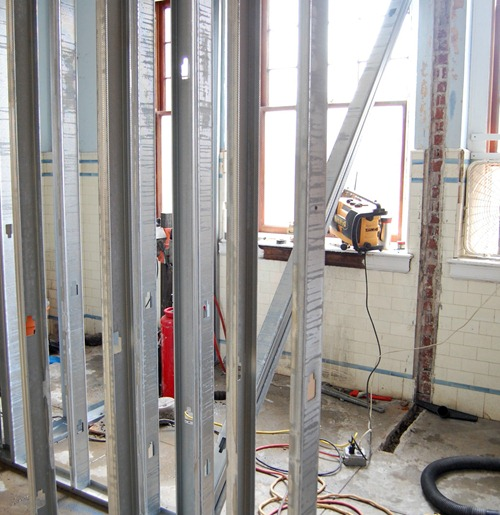 Installing Timber Stud Partitions