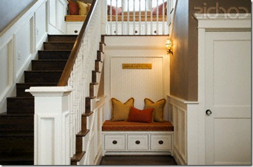Basement Stair Landing Decorating: Hall Stairs And Landing Decorating Ideas