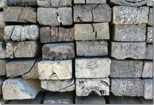 Sources of Secondhand Timber