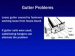 Guttering Repair Tips
