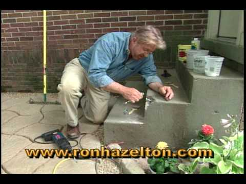Concrete Repairs For The Home