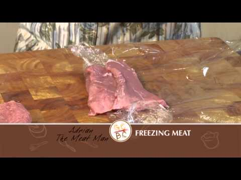 Storing Meat