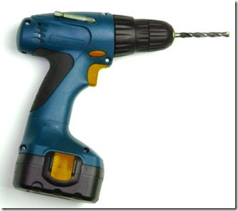 electric hand-drill