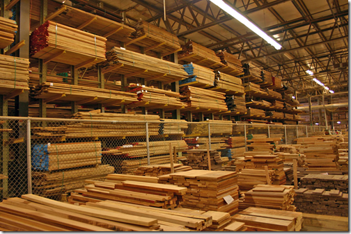 Hardwood and Softwood Timber For DIY Jobs