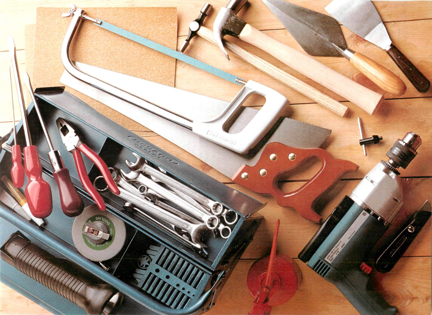 Essential Tools And Equipment For Home Maintenance