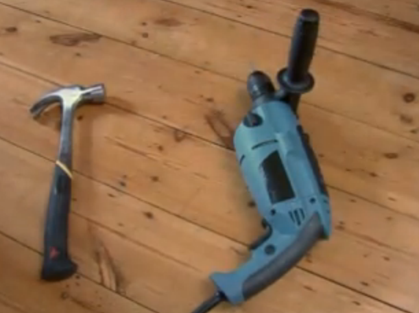 How to fix Squeaking or loose floorboards